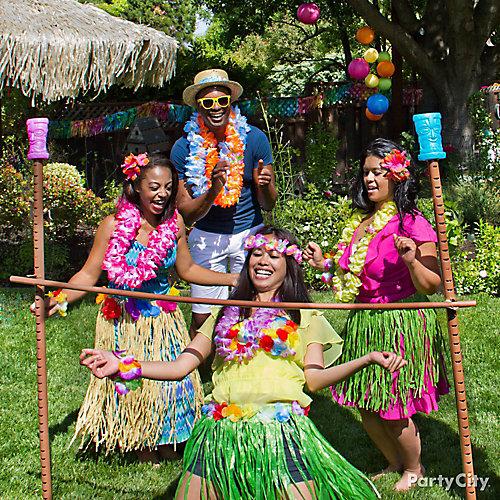 Hawaiian games for adults