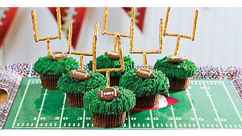 Football Party Dessert Ideas