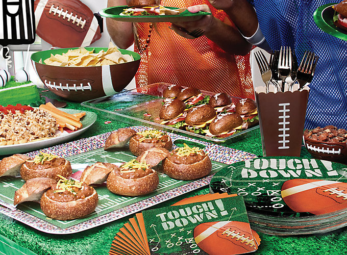 Football Party Food Ideas Party City