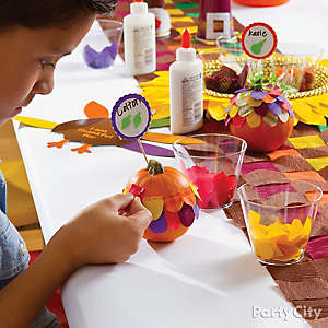 Pumpkin Acorn Idea