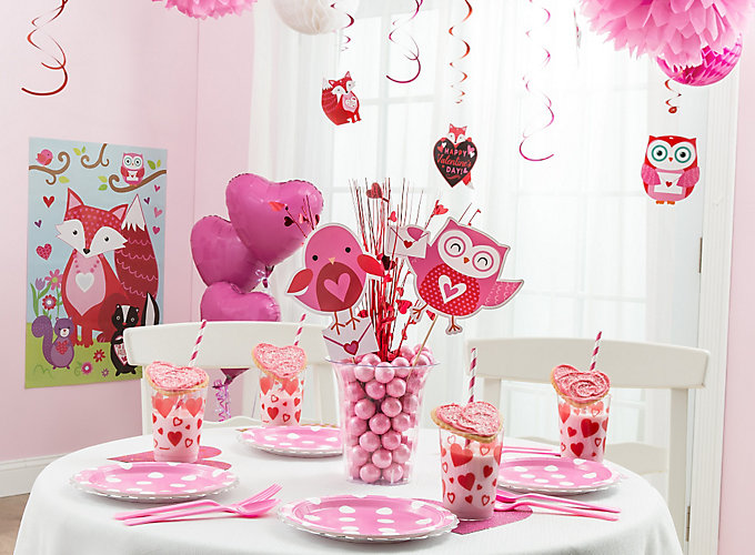 Valentines Day Kids Party Ideas