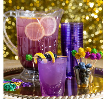 Purple Vodka Lemonade Recipe