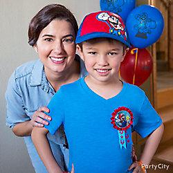 Super Mario Birthday Outfit Idea