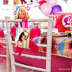 Barbie Chair Decorating DIY