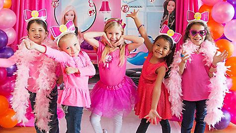 Barbie Fashion Show Idea