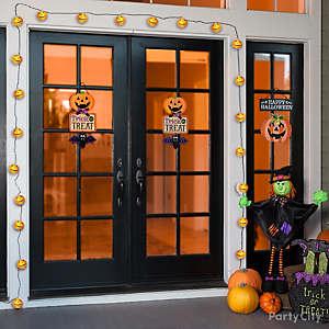 Friendly Halloween Porch Ideas Party