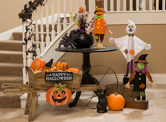 Indoor Decorating Ideas kid-friendly indoor decorating ideas - halloween party ideas