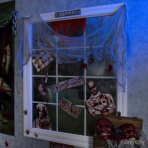 Insane Asylum Window Idea