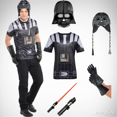 Mens Darth Vader Costume Idea