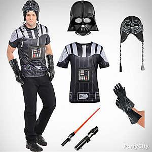 Mens Darth Vader Costume Idea