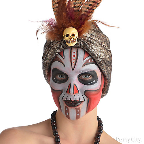 Voodoo Vixen Makeup How To