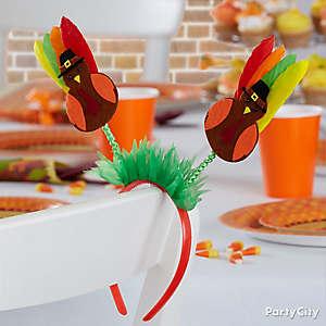 Thanksgiving Kids Chair Idea