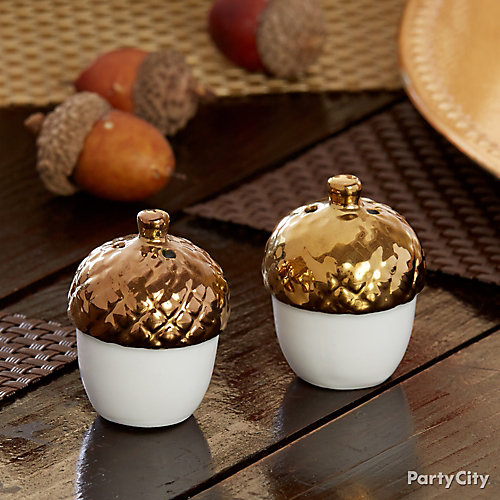 Shimmer Salt and Pepper Idea