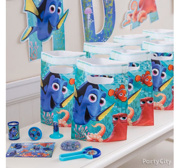Dory Favors for 8 Idea