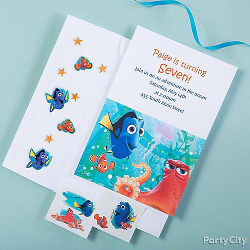 Dory Invite with Surprise