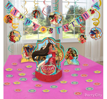 Elena of Avalor Essential Decorations Idea