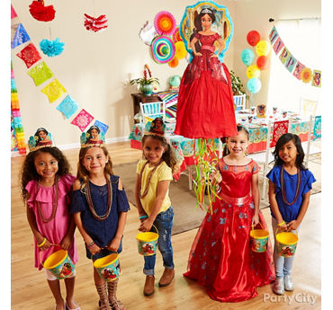Elena of Avalor Pinata Game Idea