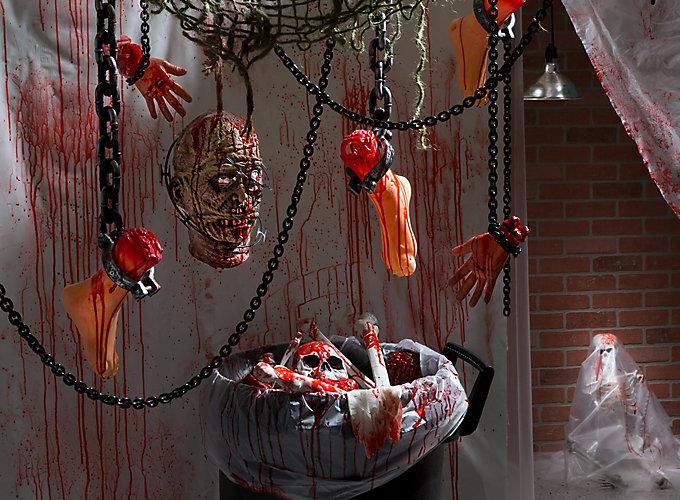 Haunted House Illusion Ideas