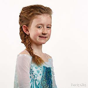 Elsa Hair How To