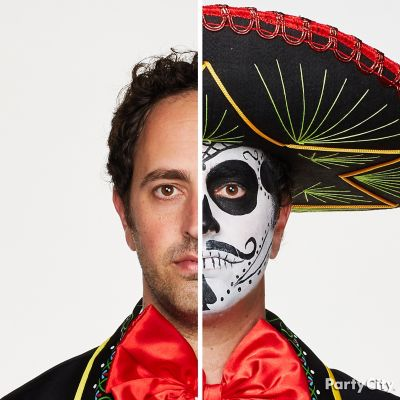 Day of the Dead Makeup How To