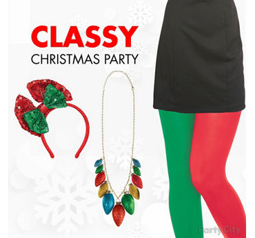 Classy Holiday Party Outfit Idea