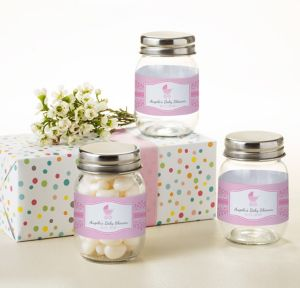 Mini Glass Mason Jars