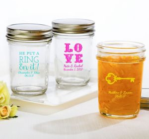 Personalized Mason Jars <br>(Printed Glass)</br>