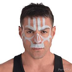 Apply white base
