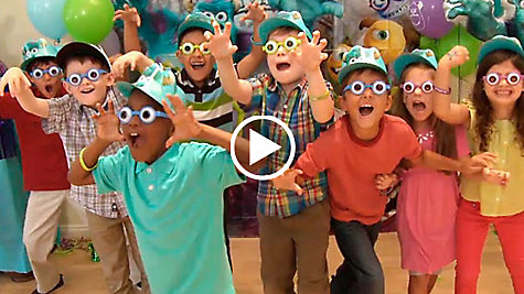 Monsters U Party Ideas Video