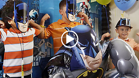 Batman Party Ideas Video