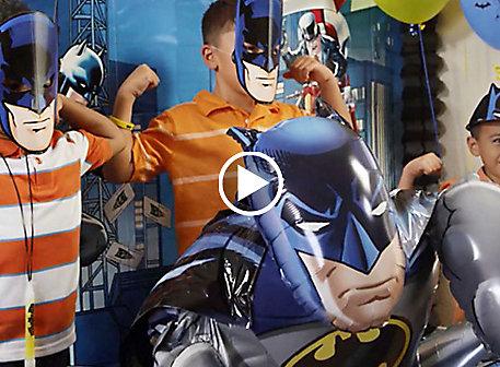 Batman Party Ideas Video