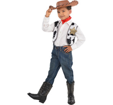 Child Woody Accessory Kit - Toy Story