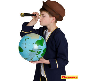 Christopher Columbus Accessory Kit