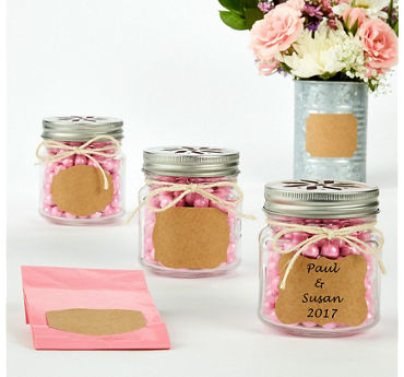 Rustic Kraft Sticker Labels