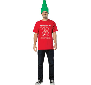 Sriracha T-Shirt Accessory Kit