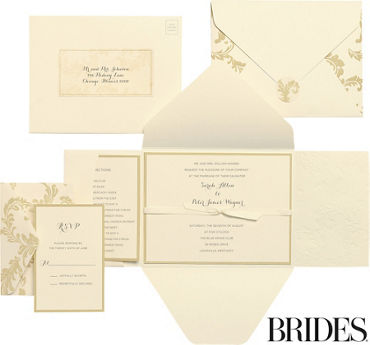 Accomplished image in printable wedding invitation kits