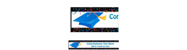Grad Celebration Custom Graduation Banner 6ft