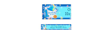 All Star 1st Birthday Custom Banner 6ft