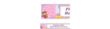 Sleepover Custom Banner 6ft