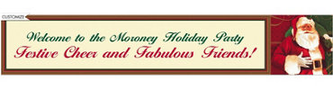 Magic of Christmas Custom Banner 6ft