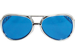 Silver Rock & Roll Sunglasses