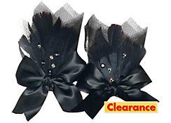 Black Swan Shoe Clips