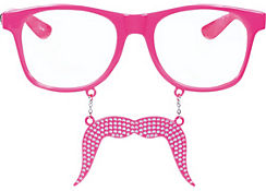 The Pink Swag Sun-Staches