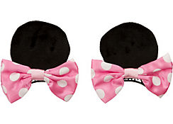 Clip-On Minnie Mouse Ears