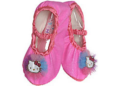 Child Rainbow Hello Kitty Slipper Shoes