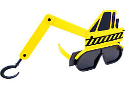 Construction Crane Sunglasses