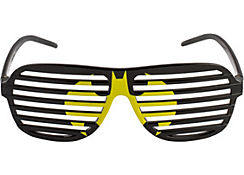 Batman Slotted Glasses