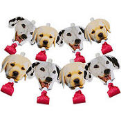 Party Pups Blowouts 8ct