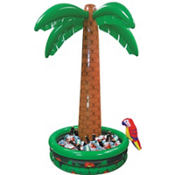 Jumbo Inflatable Palm Tree Cooler 6ft
