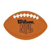 NFL Football Shaped Napkins 16ct